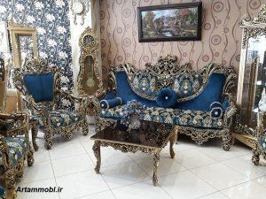 طراحی شیکش برای دکور های کلاسیک و حتی سلطنتی بسیار مناسب است