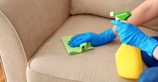 آموزش تمیز کردن مبل