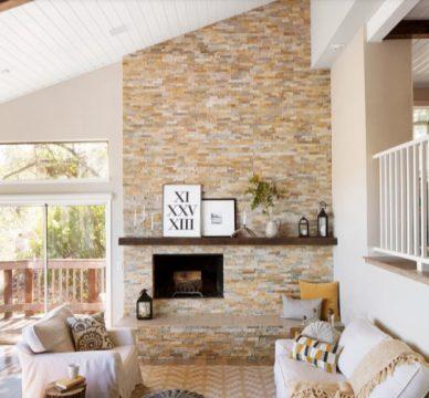 ترکیب رنگ خانه با مبل
